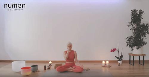 Respiración cuadrada y bhramari pranayama