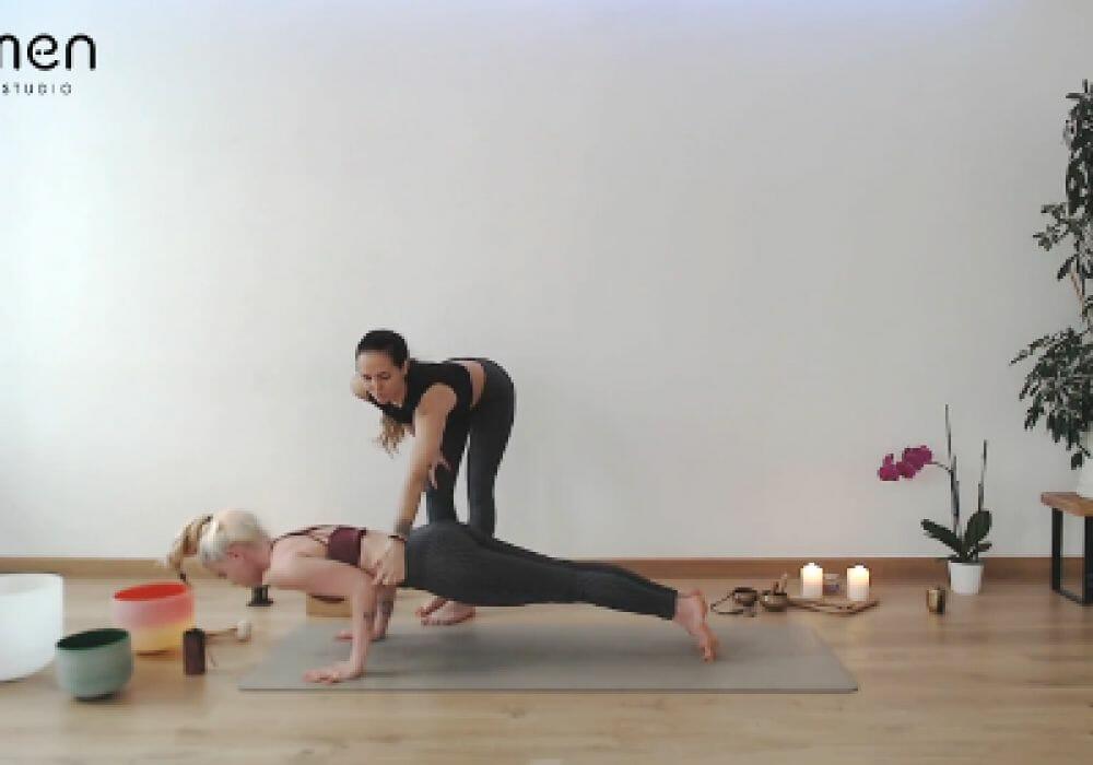 numen yoga 101- DÍA 2