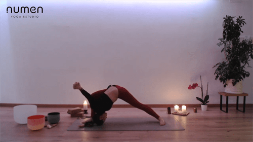 Vinyasa multinivel: trabajo de pecho y hombros