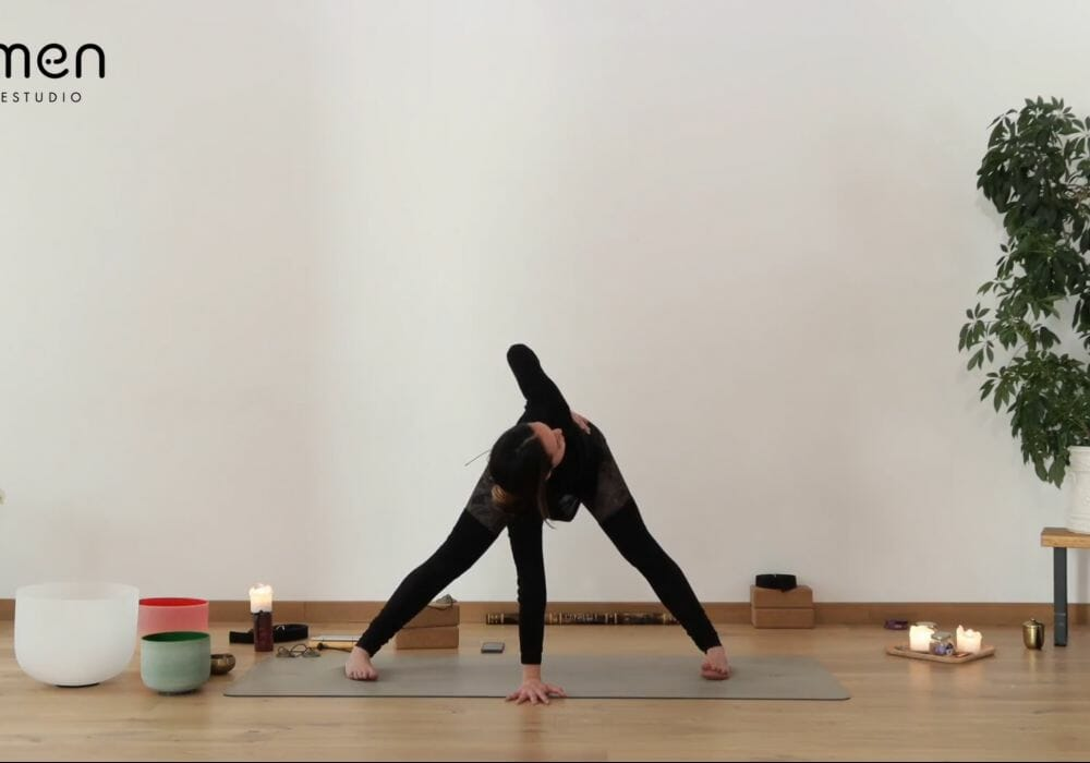 numen yoga 101- Iniciación al yoga